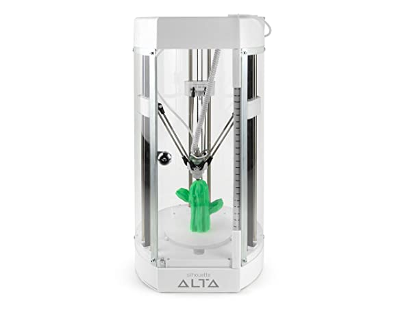 Silhouette 3D Printer For Starters: Silhouette Alta 3D Printer