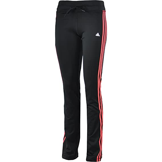 adidas hose orange schwarz damen