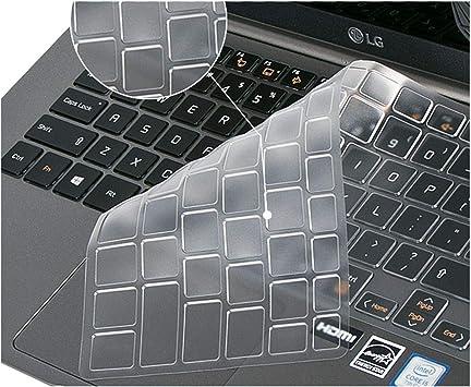 Funda protectora para teclado de ordenador portátil Lg Gram ...