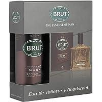 Brut Musk For Men, Eau De Toilette Perfume 100 ml + Deodorant Spray, 200 ml, Combo Pack