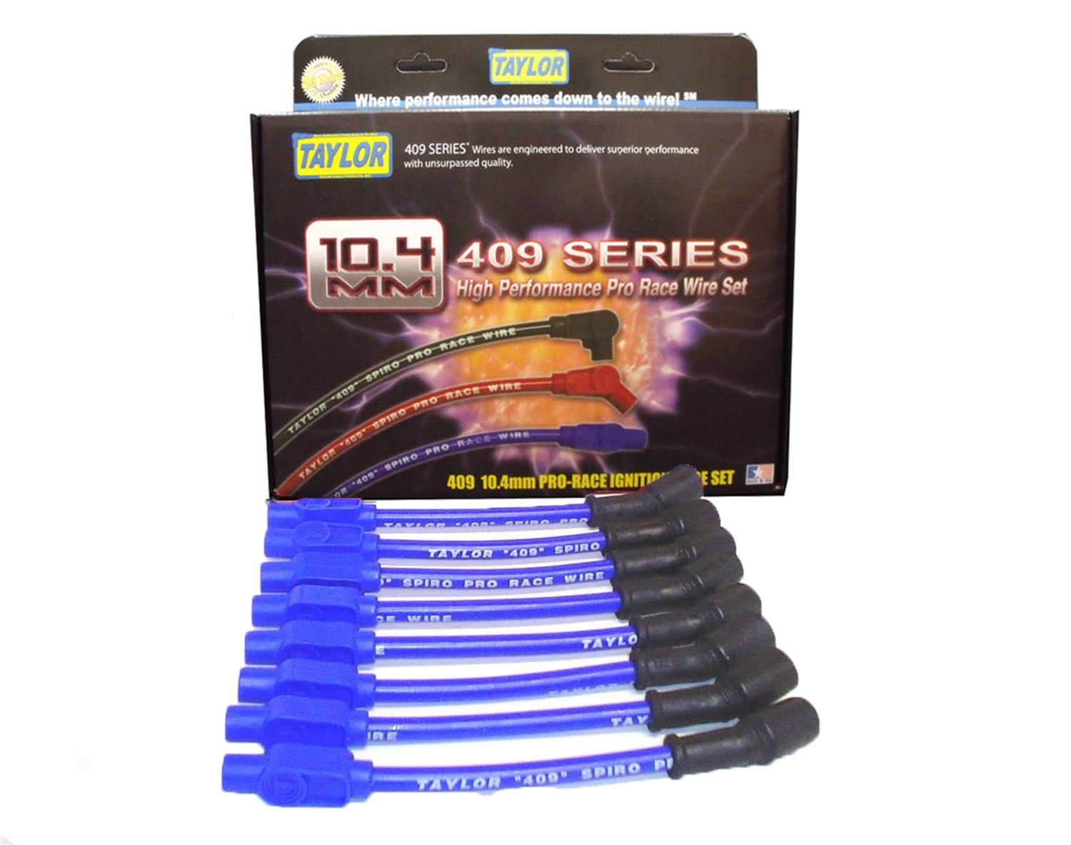 Taylor Cable 79603 Pro Race Ignition Wire Set