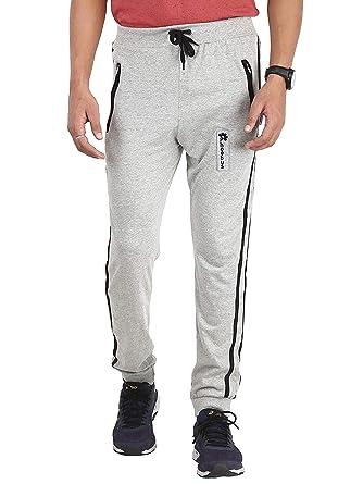 867cce444be20 Zara Enterprise Men's Stripped Grey Lower Trackpants Gym Wear Night Wear  Lounge Wear (Large)