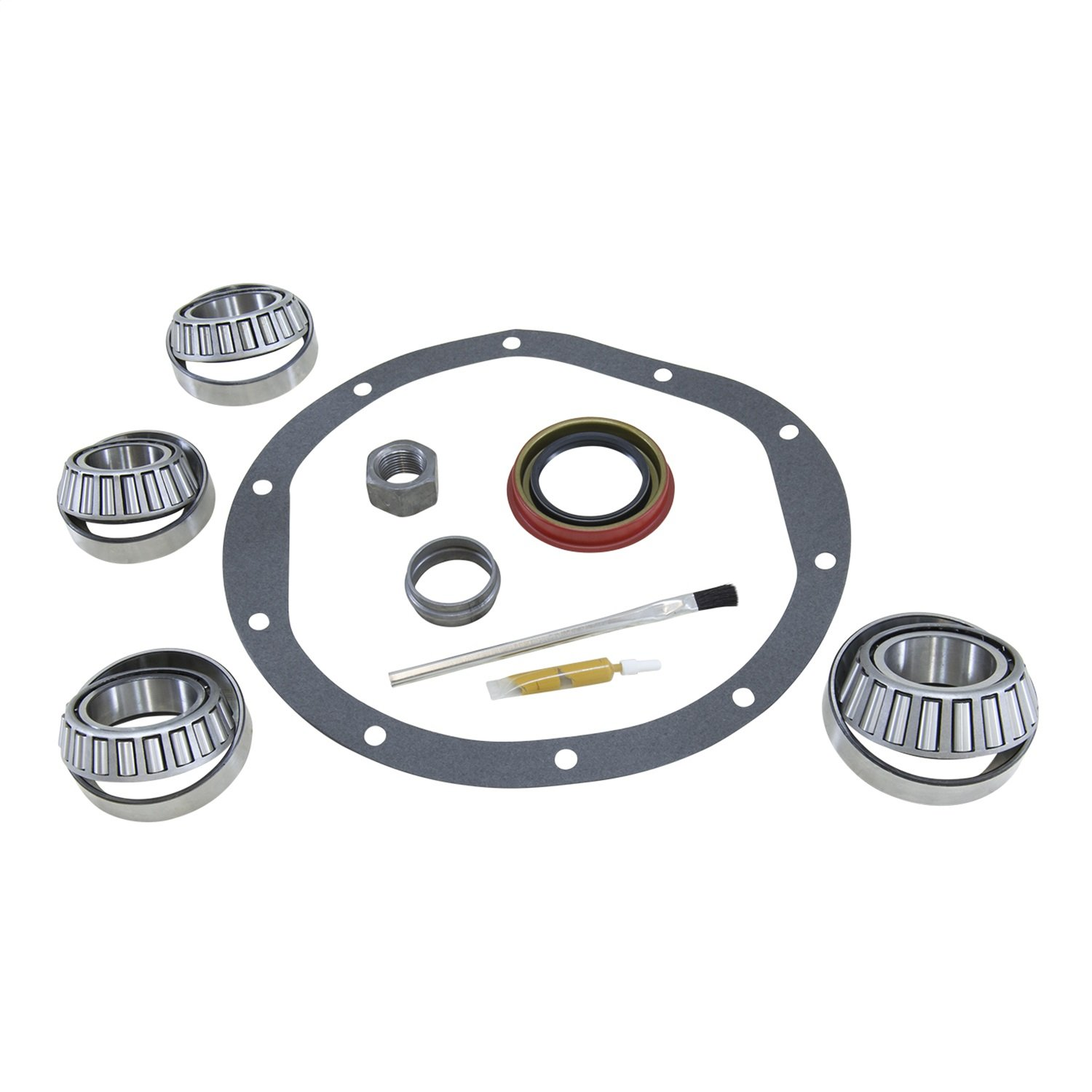 Yukon Gear & Axle (BK GM8.5-F) Bearing Installation Kit for GM 8.5 Front Differential