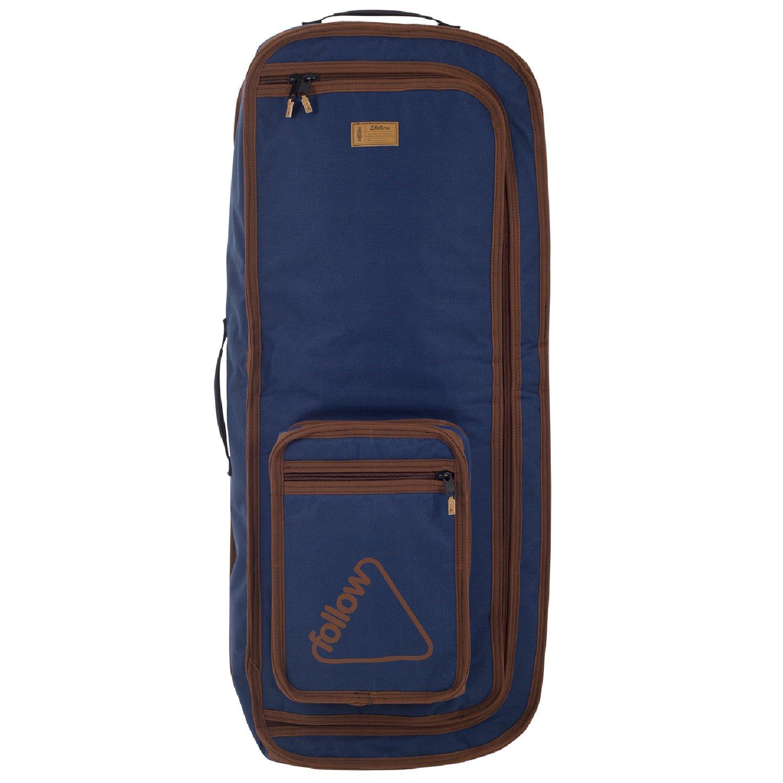 Follow 2017 Skate Bag (Navy/Tan)
