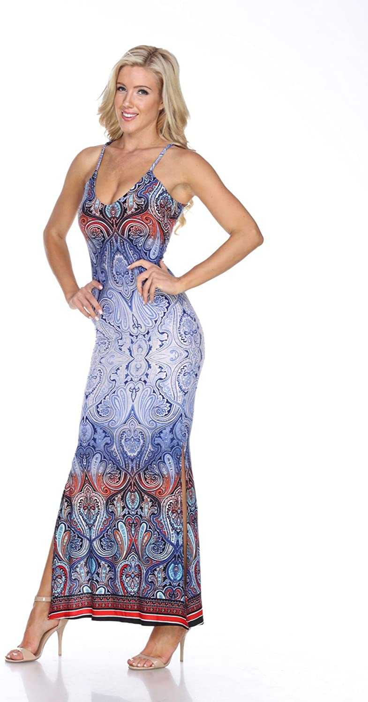 WM Womens Nila Maxi Dress