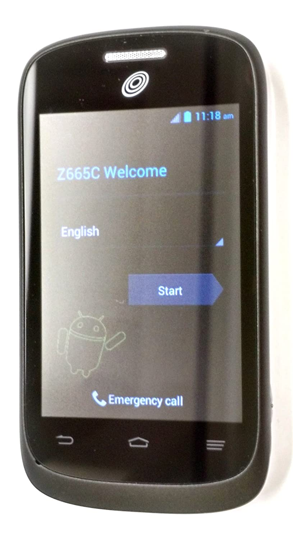 Amazon.com: ZTE Valet Android teléfono (prepago tracfone)