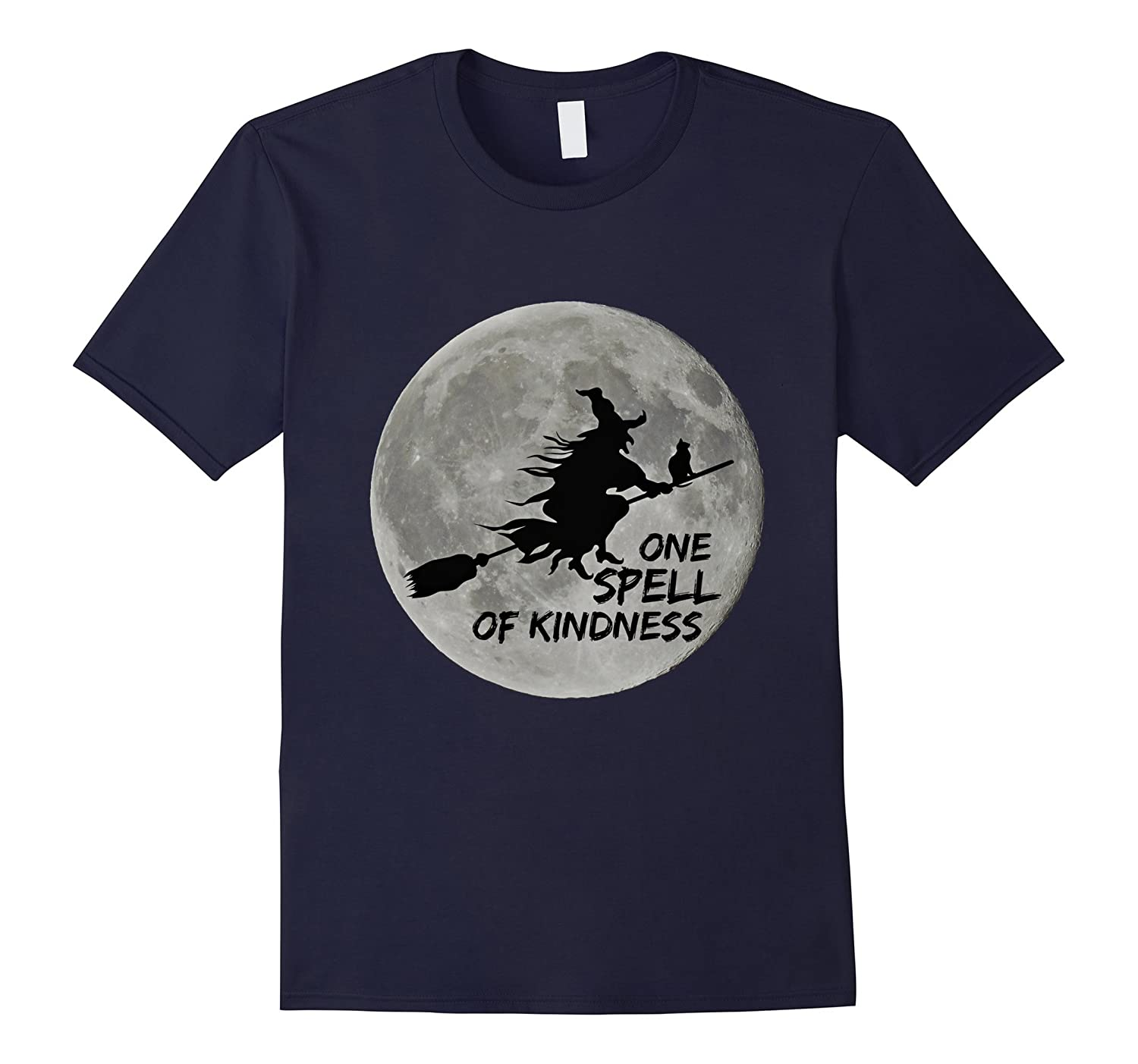 Witch potion is One Spell Of Kindness Halloween Shirt-TJ