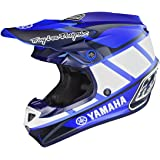 2018 Troy Lee Designs SE4 Polyacrylite Yamaha RS1 Helmet-L
