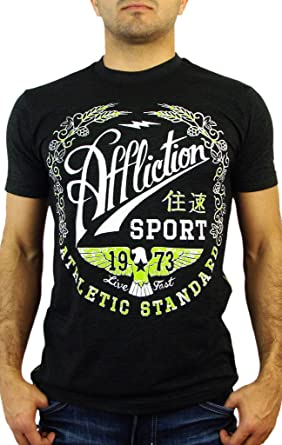 Affliction Standard Athletics Sport T-Shirt