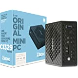 ZOTAC ZBOX CI329 Nano Silent Mini PC Intel N4100 CPU UHD Graphics 600 OS Barebones System (ZBOX-CI329NANO-U), No SSD, No…
