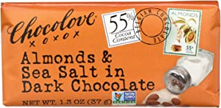 product image for Choc Bar Drk Almnds Ssalt (Pack of 12)