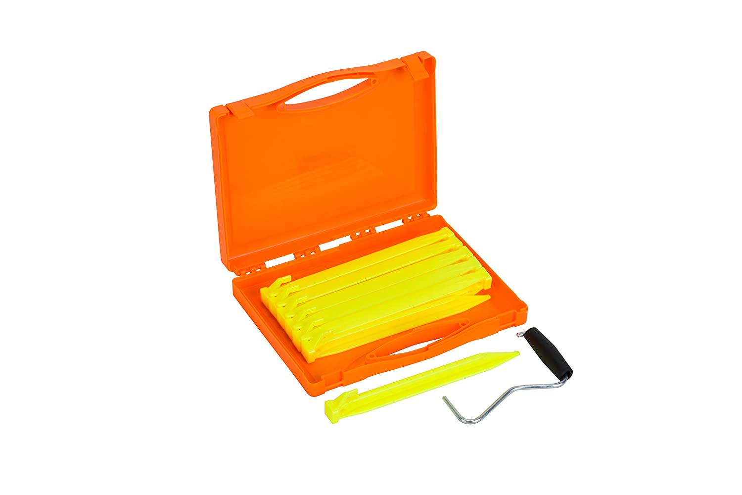 Vango Bolt Plastic Peg Set Yellow One Size AMG PSXBOLT DAVZ01