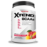 Scivation, Xtend BCAAs, Strawberry Mango, 90 Servings