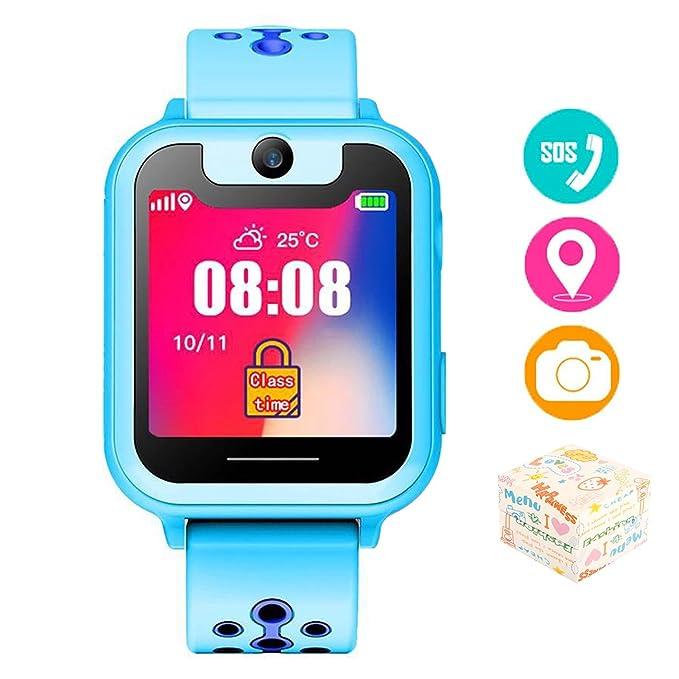 The perseids Reloj inteligente para niños con rastreador GPS ...