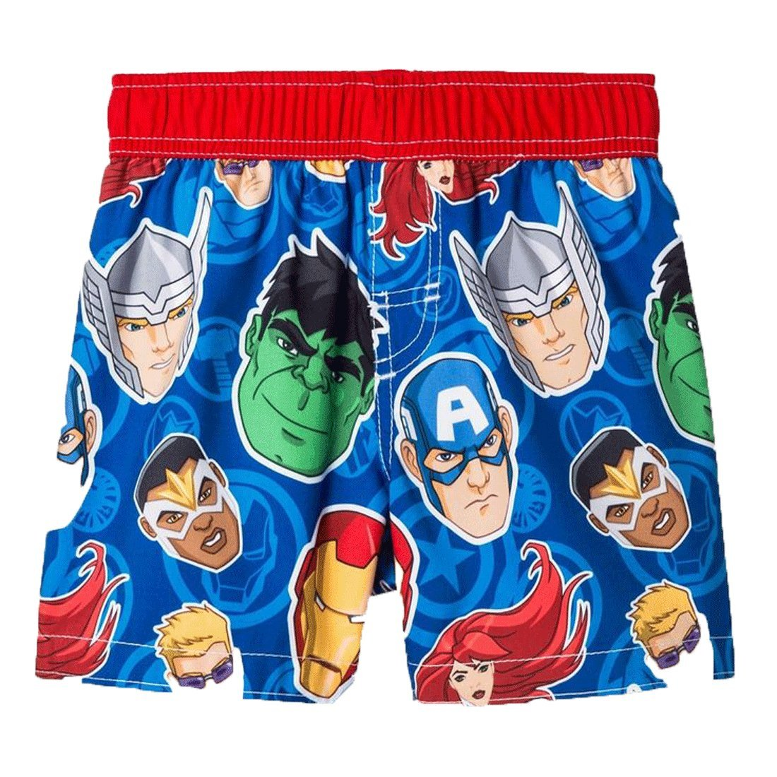 Marvel Heroes Little Boys' Toddler Swim Trunks