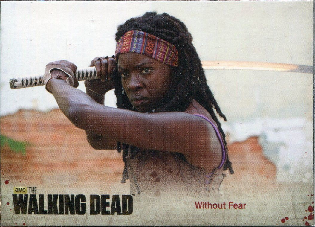 The Walking Dead Season 3 Teil 2 komplett 72 Card Base Set