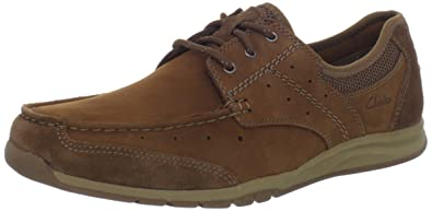 clarks men's armada english leather sneakers