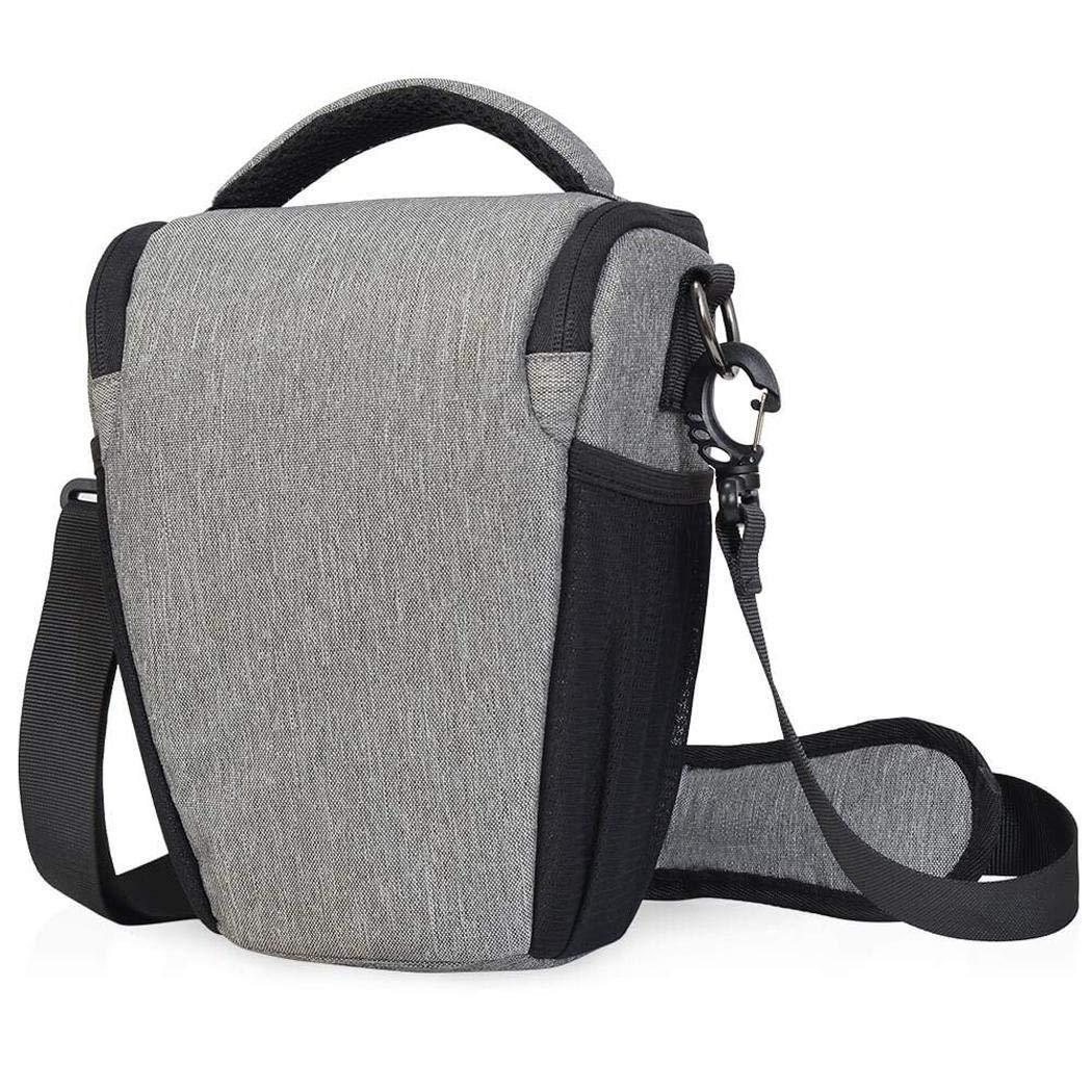 CADeN - Bolsa de Hombro Impermeable para cámara DSLR SLR SLR ...