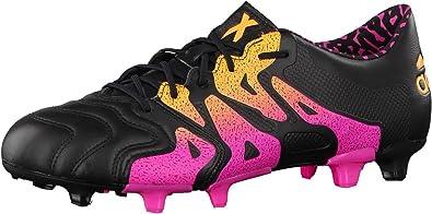 adidas X 15.1 FG/AG Leather Mens Footbal…
