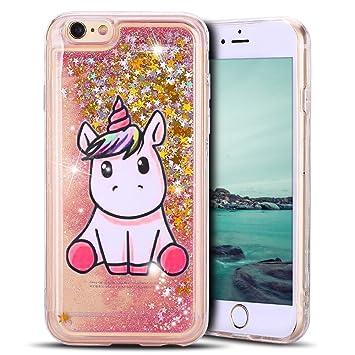 coque iphone 6 peluche licorne