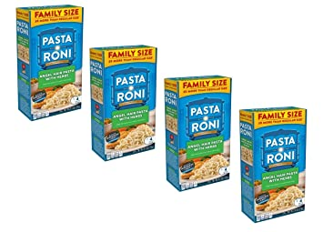 Amazon Com Pasta Roni Angel Hair Pasta With Herbs Family Size