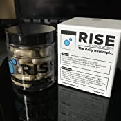 Amazon Com Rise The Daily Nootropic From Nootrobox Health