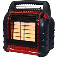 Deals on Mr. Heater MH18B Big Buddy Propane Heater + Free $10 Gift Card