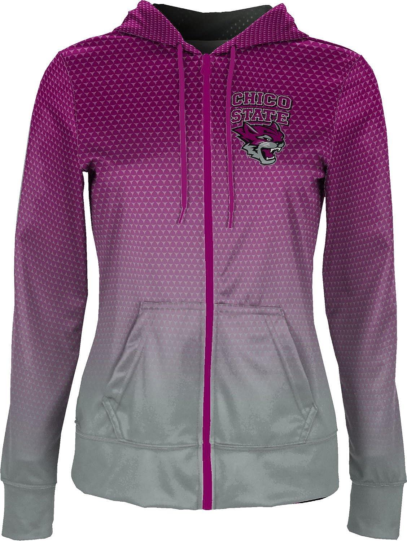 School Spirit Sweatshirt ProSphere California State University Chico Girls Zipper Hoodie Zoom