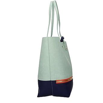 A1zu Borsa Amazon Shopping Abbigliamento it Pure 2v6353 Waterblue zBFaErzn