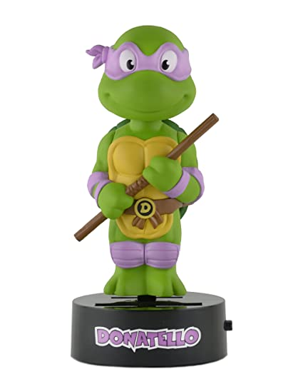 Amazon.com: NECA Teenage Mutant Ninja Turtles Classic Body ...