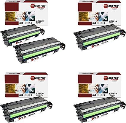 CP4525XH Black Works with: Color Laserjet CP4525DN On-Site Laser Compatible Toner Replacement for HP CE260X 649X CP4525N
