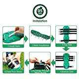 SingPad Lawn Aerator Shoes,Heavy Duty Aerator