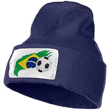 Balón de fútbol con Bandera de Brasil Mujeres y Hombres Gorras de ...