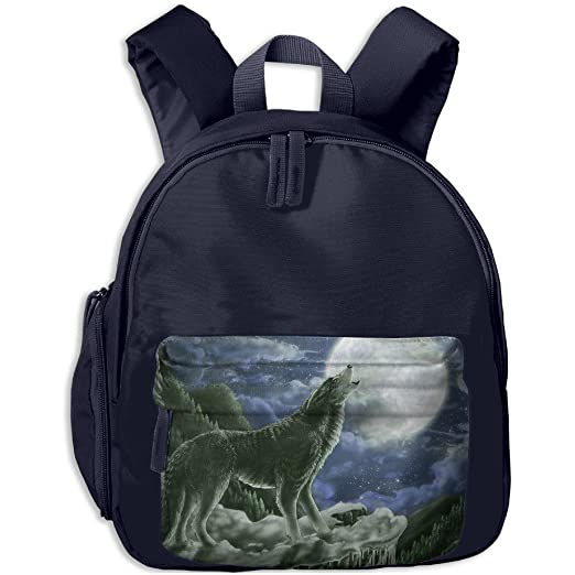 a4df1aaba66a Amazon.com: The Mountain Wolf Moon Boys Casual Lightweight Canvas ...