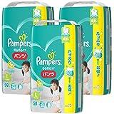 【ケース販売】 パンパース パンツ L(9~14kg) さらさらパンツ 174枚(58枚×3)