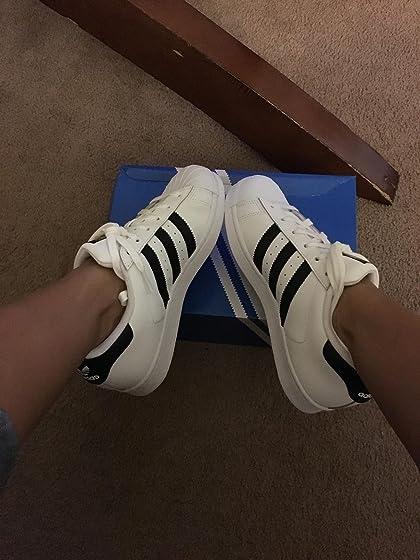 adidas Originals Women's Superstar Sneaker Love them!