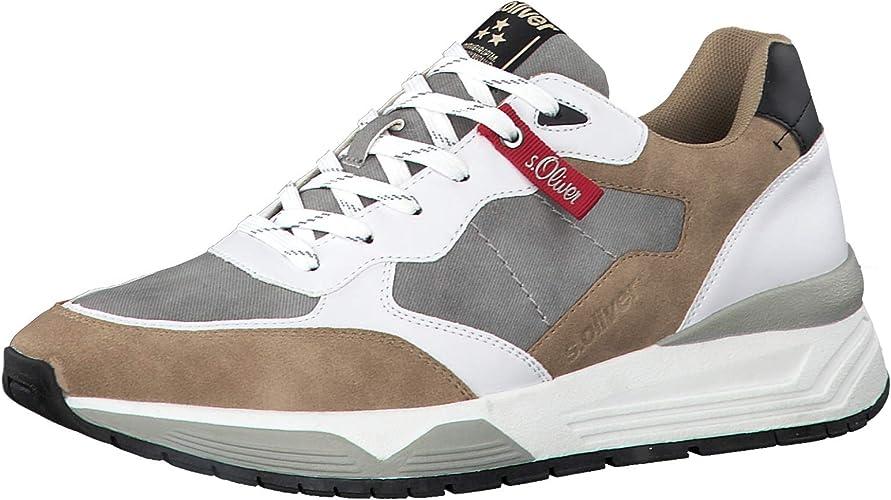 s.Oliver Men's Lace-Up Shoes 13615-24