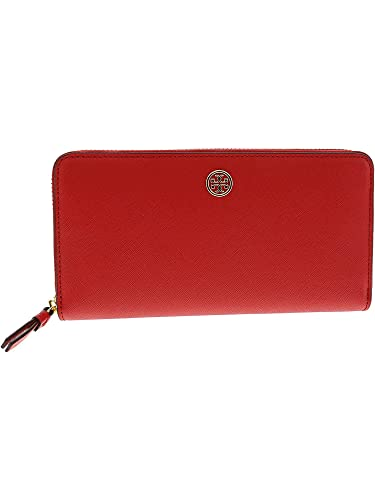 c1fe31f1aeb Amazon.com  Tory Burch Women s Robinson Zip Continental Wallet ...