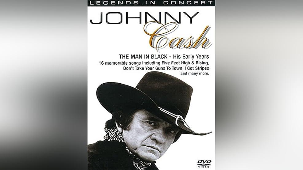 Johnny Cash - Legends in Concert