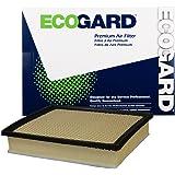 ECOGARD XA10242 Premium Engine Air Filter Fits Toyota Tacoma 3.5L 2016-2019, Tundra 5.7L 2014-2020, Tundra 4.6L 2014…