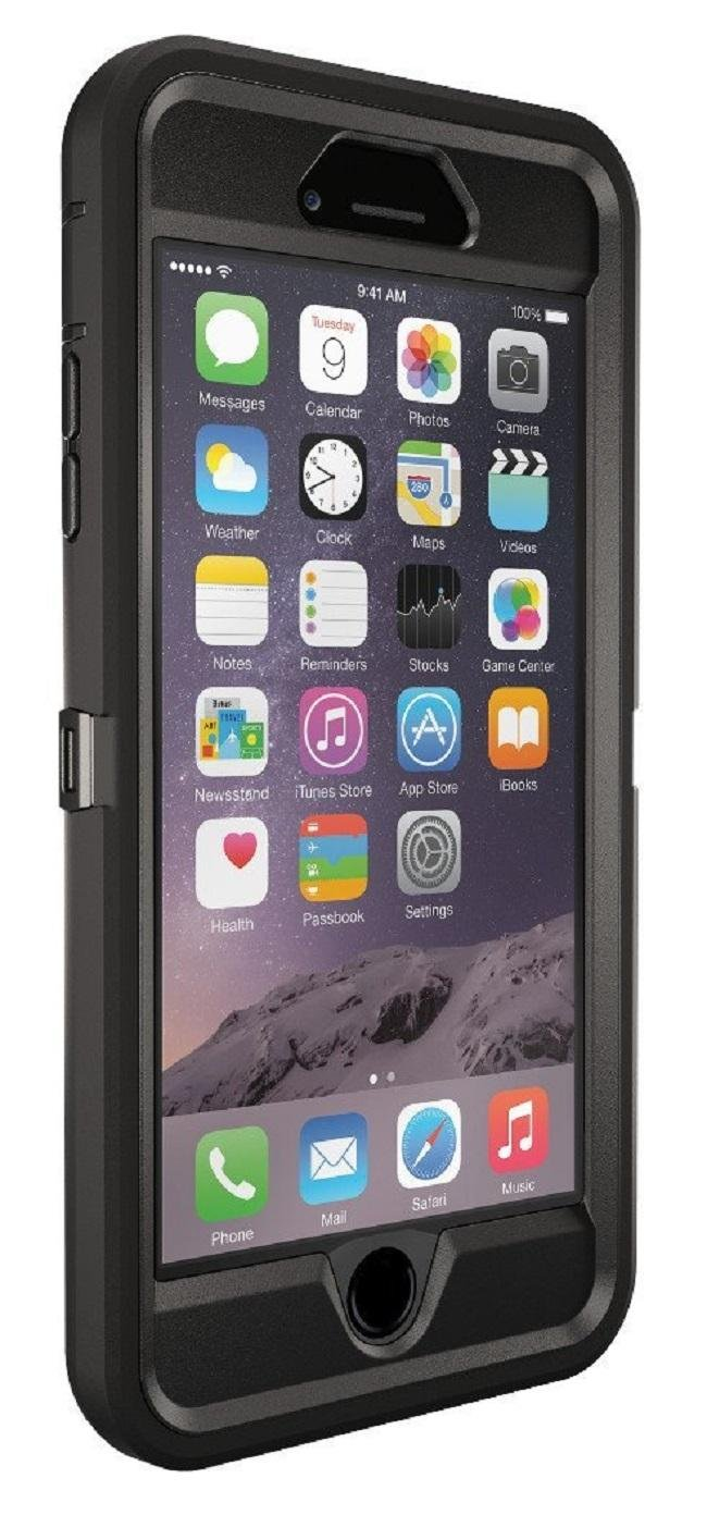 new arrival d9c14 30b02 OtterBox Defender Series iPhone 6 Plus ONLY Case (5.5