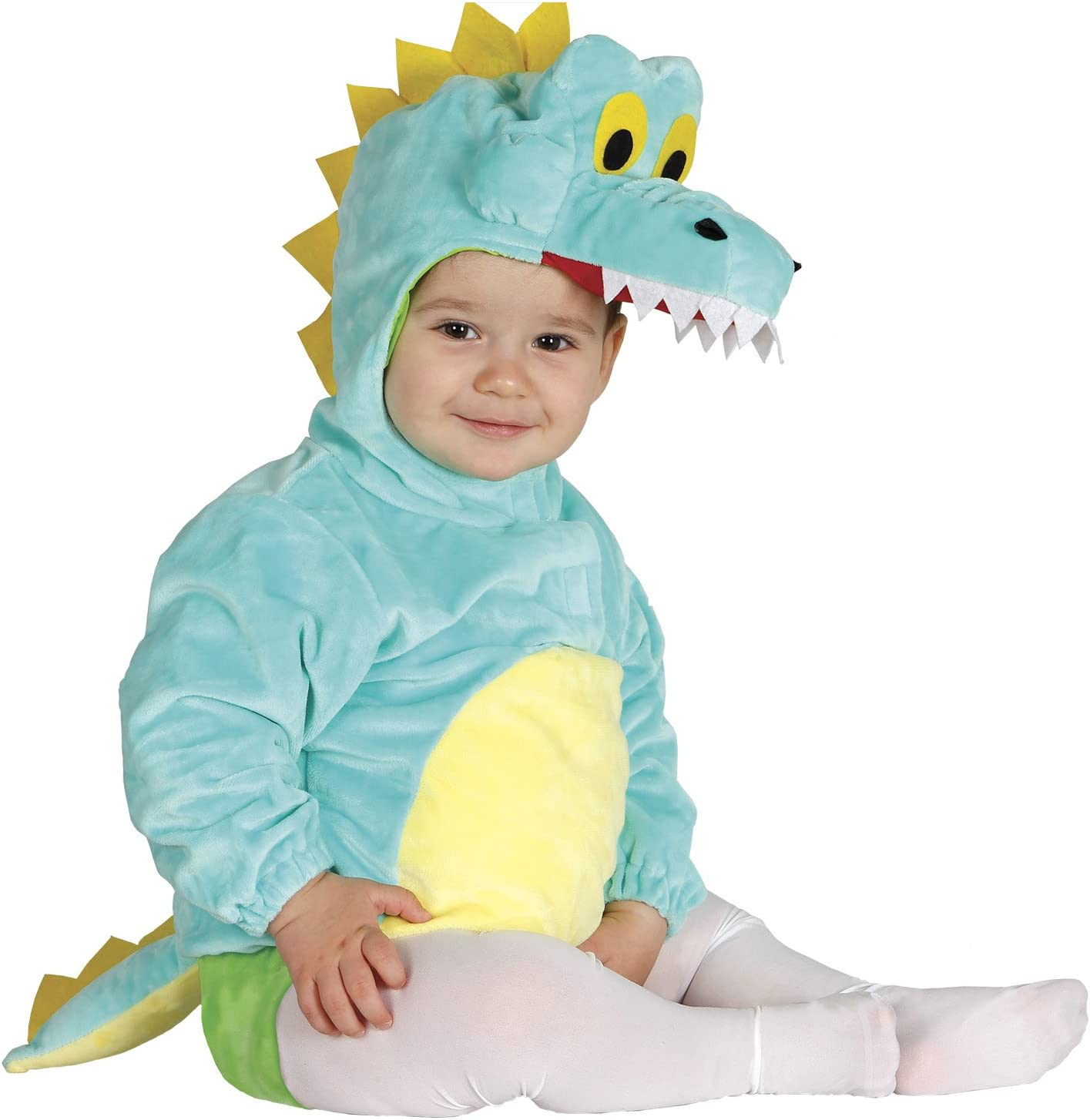 Guirca- Disfraz cocodrilo baby, Talla 6-12 Meses (85979.0): Amazon ...