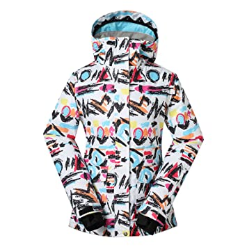 veste de snow femme