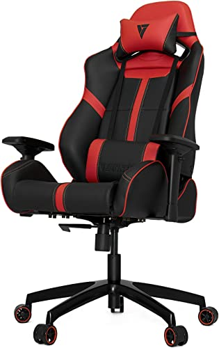 Vertagear VG-SL5000_RD S-Line 5000 Gaming Chair, Large, Black Red