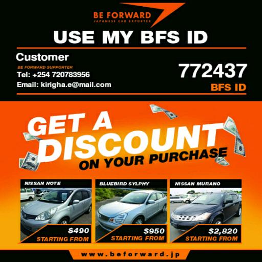 Beforward Car Exporter