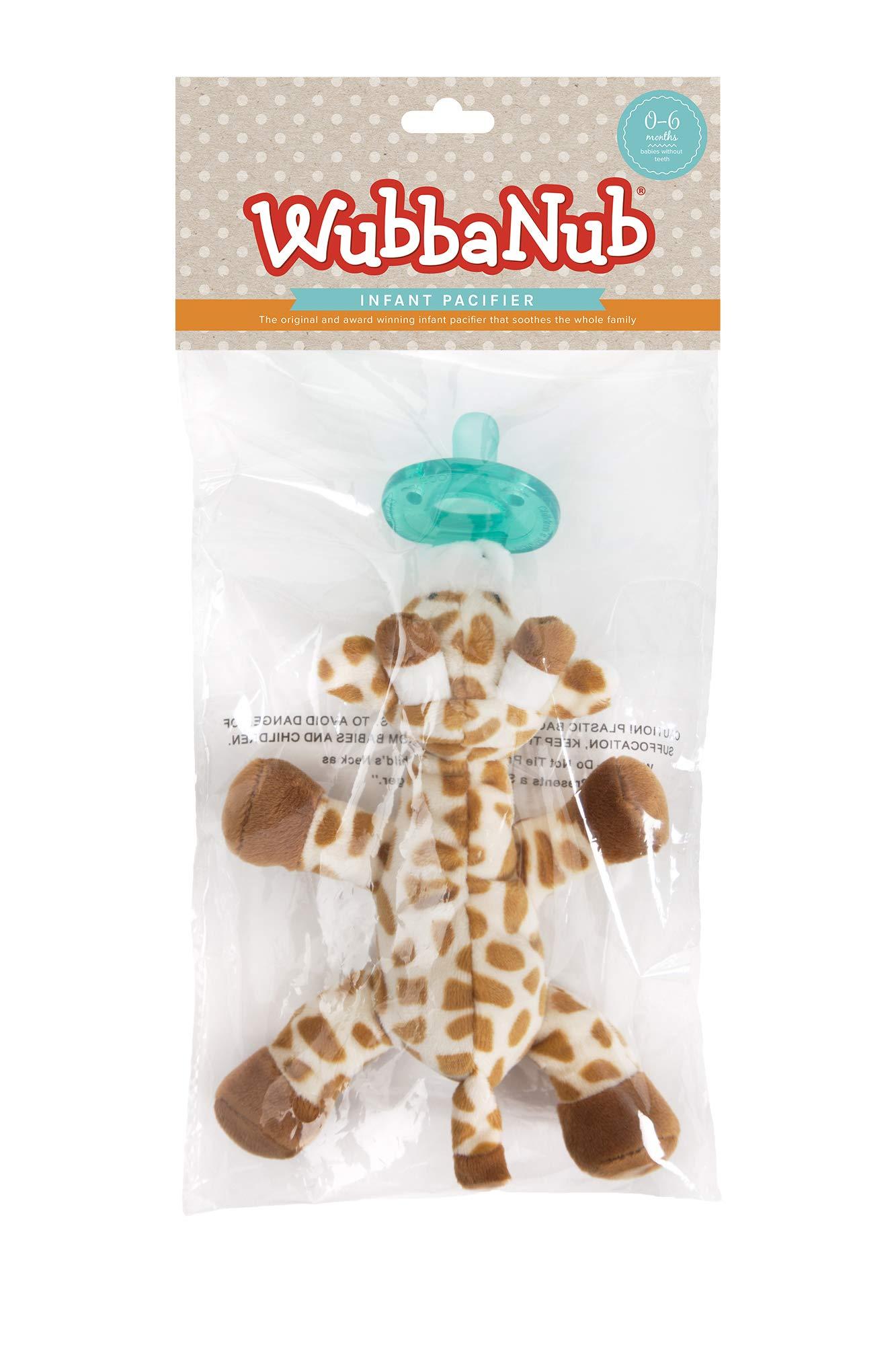 WubbaNub Infant Pacifier - Giraffe by WubbaNub (Image #7)