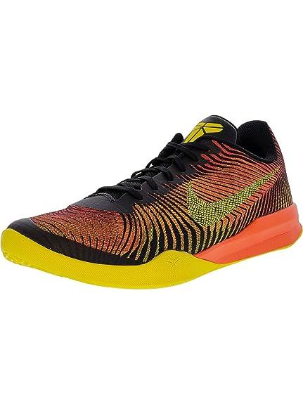 official photos 3b36e 67713 Nike Men s KB Mentality II Basketball Shoe (11.5 D(M) US, Black