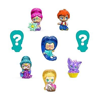Fisher-Price Nickelodeon Shimmer & Shine, Teenie Genies, Series 2 Genie (8 Pack), #4: Toys & Games
