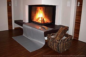 Zettl Plafond de Protection de Plancher jusqu'à 550°C