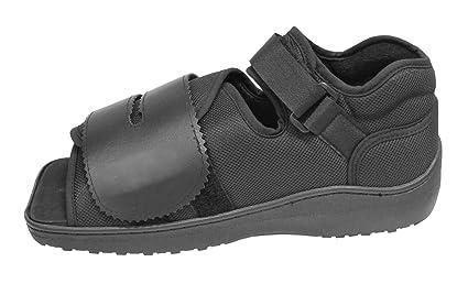 b81b05e5 Zapatos quirúrgicos ortopédicos para hombres. Zapatos médicos para cirugía  postoperatoria. Para después de las